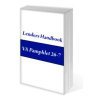 Lender Handbook - VA Pamphlet 26-7