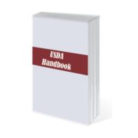USDA Handbook